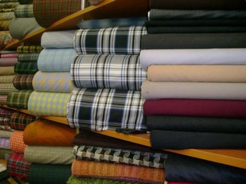 Текстильные ткани в интернет магазине